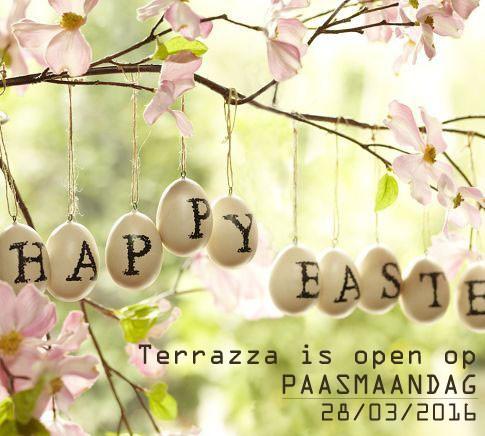 Open op Paasmaandag
