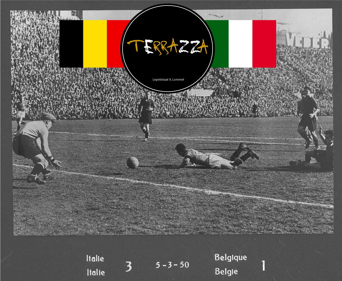 Voetbal @ Terrazza